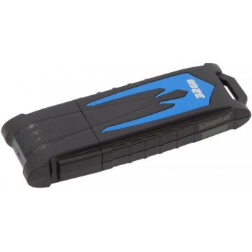 Stick memorie Kingston 32GB USB 3.0 HyperX FURY (up to 90MBps read, 30MBps write)  Periferice