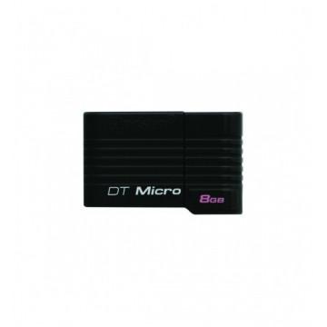 Stick memorie Kingston 8GB USB Hi-Speed DataTraveler Micro Periferice