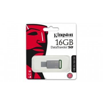 Stick memorie Kingston DataTraveler 50 16GB USB 3.0 Flash Drive