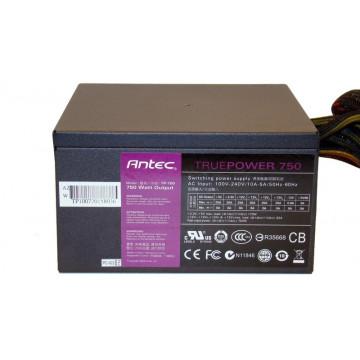 Sursa Alimentare 750 W ATX Antec TP-750 Semimodulara, 2x SATA, 2x Molex, 24 pini