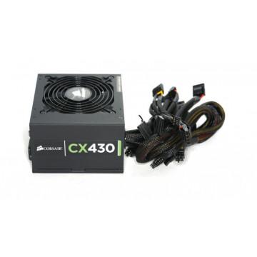 Sursa alimentare Corsair CMPSU-430CX, Molex, SATA, FDD, 24 pin power