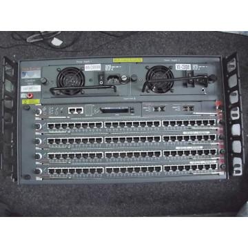 Switch Cisco Catalyst 5505, 96 porturi, management  Retelistica