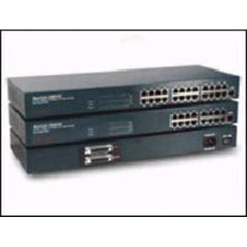 Switch Rackabil 10/100, 24 porturi, transtec baselink 2400XDS II
