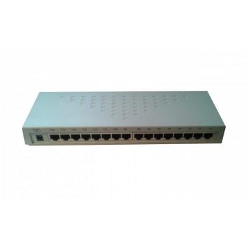 Switch retea 16 Porturi 10/100 fast Ethernet Retelistica