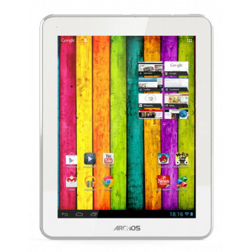 Tableta ARCHOS 80 TITANIUM, Dual Core Cortex A9 1.60 GHz, 1 GB RAM, 8 inch, Android 4.1 Jelly Bean Tablete & Accesorii