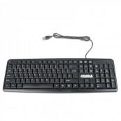Tastatura 4World, 104 taste, USB, Neagra  Periferice