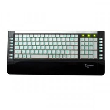 Tastatura Gembird KB-9630 L, 15 taste multimedia