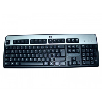 Tastatura HP KJ-0316, USB, Negru  / Gri