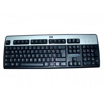 Tastatura HP SK-2880, PS2, Negru / Gri