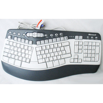 Tastatura Microsoft natural multimedia keyboard 1.0a