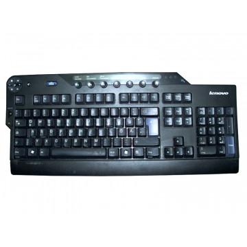Tastatura Multimedia Lenovo SK-8815, USB