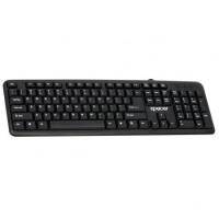 Tastatura Spacer SPKB-520, Antistropi, USB, Negru