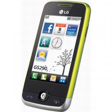 Telefon LG GS290 Cookie Fresh, touchscreen, MP3
