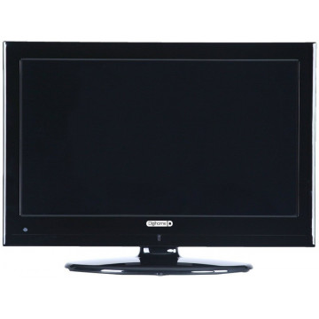 Televizoare LCD HD Ready 19 inci, DigiHome LCD19913hddvd, 1366 x 768