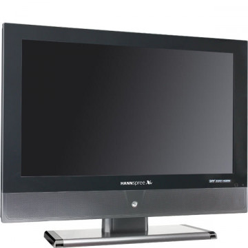 Televizor LCD 37 inci, HANNSPREE JT02-37E2-000G, HD Ready, 2 x 10 W Stereo Speakers