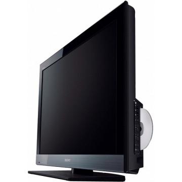 Televizor Sony KDL22CX32DBU, HD Ready 22 inci, DVD-Player incorporat