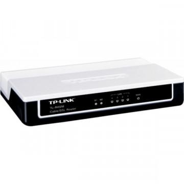 TP-Link Router 4 Porturi TL-R402M  Retelistica