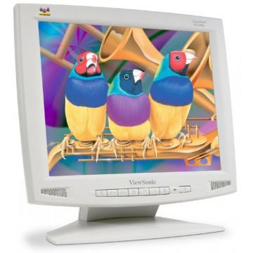 ViewSonic VE150m, 15 inch LCd, 1024 x 768, VGA, Boxe Integrate Monitoare Second Hand