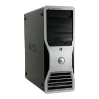 Workstation DELL Precision T5400, Intel Xeon Quad Core X5460 3.16GHz, 6GB DDR2 FBD, 250GB SATA, DVD-ROM, NVIDIA Quadro NVS 300/512MB