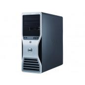 Workstation Dell T5500, Intel Xeon Hexa Core E5645 2.40-2.67GHz, 12GB DDR3, 500GB SATA, GeForce GT 605 1GB, DVD-RW, Workstation