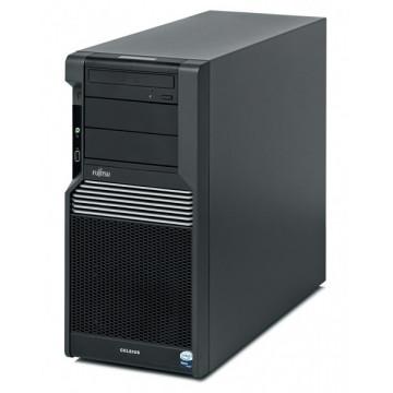 Workstation Fujitsu CELSIUS M470, Intel Xeon Quad Core W3503 2.40GHz, 8GB DDR3, 2 x 500GB SATA, Placa Video nVidia NVS450/512MB, DVD-RW, Second Hand Calculatoare Second Hand