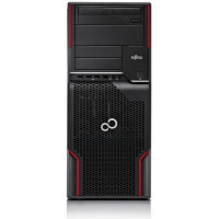 Workstation FUJITSU CELSIUS W510, Intel Core i5-2400S 2.5GHz, 8GB DDR3, 1TB SATA, Placa video Nvidia GT605/1GB, DVD-ROM