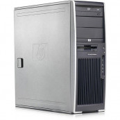 Workstation HP XW4300, Intel Pentium D 940 3.20 GHz, 250GB SATA, 4GB DDR2, Placa video Quadro FX 3450/256MB, DVD-ROM, Second Hand Calculatoare Second Hand