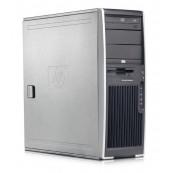 Workstation HP XW6200, 2 X XEON 3.2 Ghz, 2Gb DDR2 ECC, 40GB, DVD-ROM, Nvidia GeForce 9300GE, Second Hand Workstation