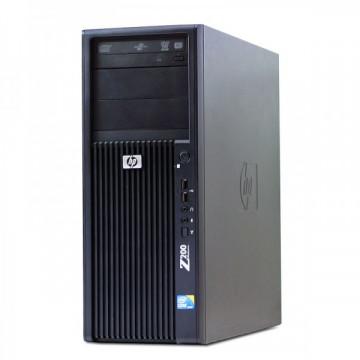 Workstation HP Z200,Intel Xeon X3470, 4GB DDR3, 250Gb, DVD-RW + Nvidia Quadro FX580 512MB Calculatoare Second Hand