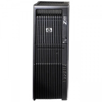 Workstation HP Z600, 2 x CPU Intel Xeon Quad-Core E5504 2.0GHz, 12GB DDR3, 1TB HDD, nVidia Quadro NVS 315 1GB DDR3