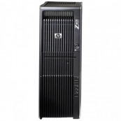 Workstation HP Z600, 2 x CPU Intel Xeon Quad-Core E5504 2.0GHz, 12GB DDR3, 300GB HDD/10k + 1TB HDD, nVidia FX 3800/1GB GDDR3 256biti, Second Hand Workstation