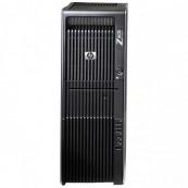 Workstation HP Z600, 2 x CPU Intel Xeon Quad-Core E5540 2.13GHz, 24GB DDR3, SSD 240GB + 2TB HDD, nVidia Quadro NVS 315 1GB, Second Hand Workstation