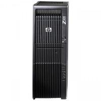 Workstation HP Z600, 2 x CPU Intel Xeon Quad-Core E5540 2.13GHz, 24GB DDR3, SSD 240GB + 2TB HDD, nVidia Quadro NVS 315 1GB