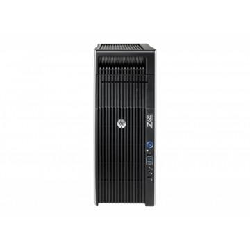 Workstation HP Z620, 2x Intel Xeon E5-2620 2.00GHz-2.50GHz HEXA Core, 64GB DDR3 ECC, 240GB SSD NOU, nVidia Quadro K2200/4GB GDDR5, Second Hand Workstation