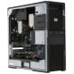 Workstation HP Z620, 2x Intel Xeon E5-2670 2.6GHz-3.3GHz OCTA Core 20MB Cache, 32GB DDR3 ECC, 1TB HDD + 256GB SSD, Placa Video nVidia Quadro NVS 300 512MB GDDR3 Calculatoare Second Hand