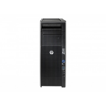 Workstation HP Z620, 2x Intel Xeon E5-2670 2.6GHz-3.3GHz OCTA Core 20MB Cache, 64GB DDR3 ECC, 1TB HDD + 1TB HDD +256GB SSD, Placa Video nVidia Quadro NVS 300 512MB GDDR3 Calculatoare Second Hand
