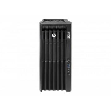 Workstation HP Z820, 2x Intel Xeon E5-2665 2.4GHz-3.1GHz OCTA Core, 32GB DDR3 ECC, 1TB HDD + 256GB SSD, nVidia Quadro 4000 2GB GDDR5 Workstation