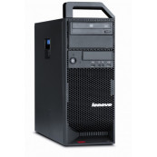 Workstation Lenovo ThinkStation S20 Tower, Intel Xeon E5504 2.00Ghz, 4GB DDR3, 500GB HDD, Nvidia Quadro FX370/256MB, DVD-RW Workstation