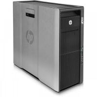 Workstation Refurbished HP Z820, 2x Intel Xeon E5-2660 V2 2.20GHz-3.00GHz DECA Core, 128GB DDR3 ECC, 2 x 2TB HDD + 2 x 480GB SSD, nVidia Quadro K5000 4GB GDDR5, 256-bit + Windows 10 Pro
