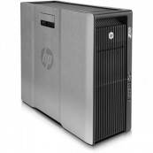 Workstation Refurbished HP Z820, 2x Intel Xeon E5-2660 V2 2.20GHz-3.00GHz DECA Core, 16GB DDR3 ECC, 1 TB HDD, nVidia Quadro K600 1GB GDDR3 + Windows 10 Pro 64 biti Workstation
