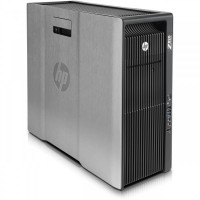 Workstation Refurbished HP Z820, 2x Intel Xeon E5-2660 V2 2.20GHz-3.00GHz DECA Core, 256GB DDR3 ECC, 2 x 2TB HDD + 2 x 960GB SSD, nVidia Quadro K5000 4GB GDDR5, 256-bit + Windows 10 Pro