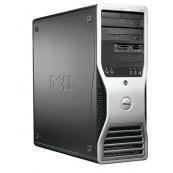 Workstation Second hand Dell Precision 380, Intel Pentium 4 3.00Ghz, 2GB DDR2, 2 x 80GB SATA, Placa video 512MB, CD-RW Calculatoare Second Hand