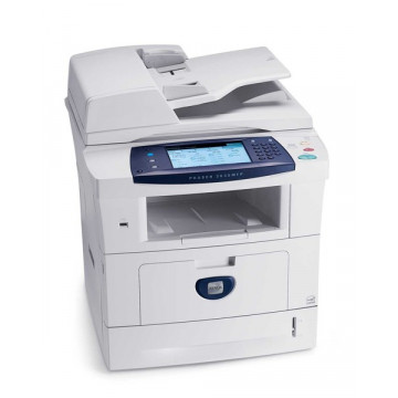 Xerox 3635 MFP, Laser Monocrom, Retea, USB, Copiator, Duplex, Touch Screen, Scaner Imprimante Second Hand