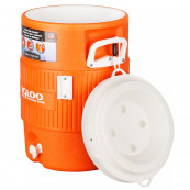 IGLOO 10 GALLON SEAT TOP WITH CUP DISPENSER Software & Diverse