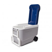 IGLOO MAXCOLD 40 ROLLER, White/Blue