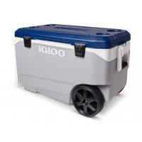 IGLOO MAXCOLD LATITUDE 90 ROLLER, Gray/ Blue