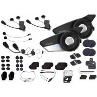 Intercom moto Sena 20S EVO DUAL PACK, Bluetooth 4.1, full HD Audio, Advanced Noise Control™