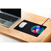 MINIBATT PowerPAD   Qi wireless charger mouse pad bla Electronice
