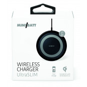 MINIBATT UltraSLIM   slimmest Qi wireless Fast Charger Software & Diverse