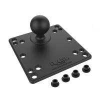 RAM® 100x100mm VESA Plate with Ball